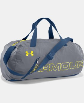UA Packable Duffle Bag   $39.99