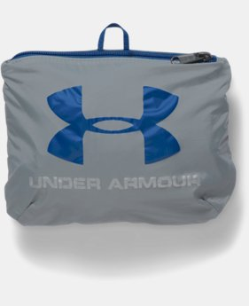 UA Packable Duffle Bag   $34.99