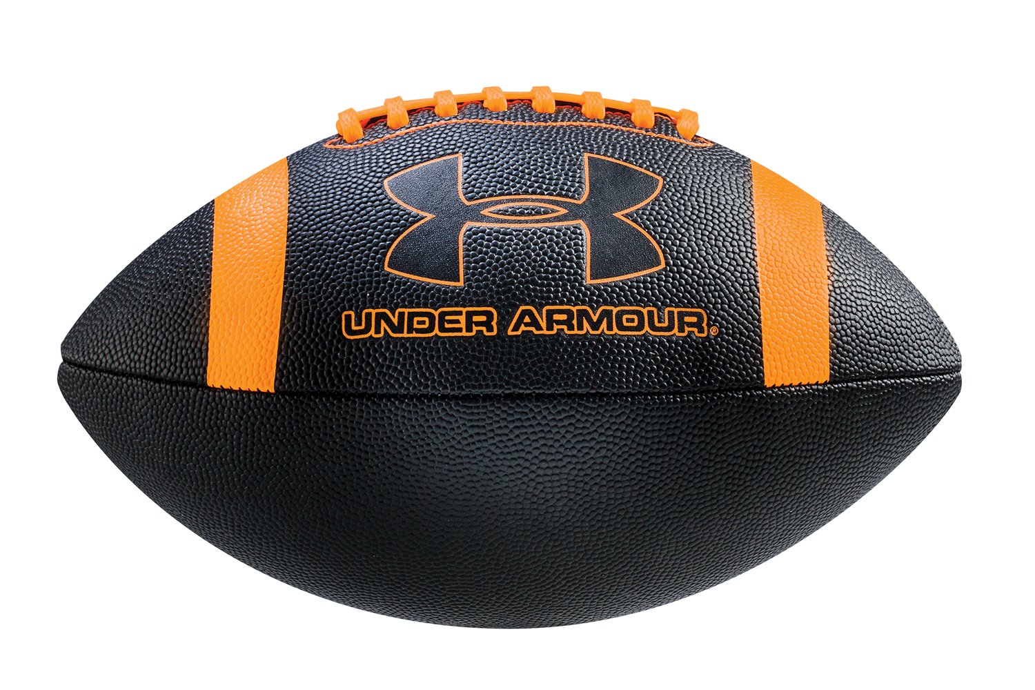 UA 295 Composite Football, Black ,