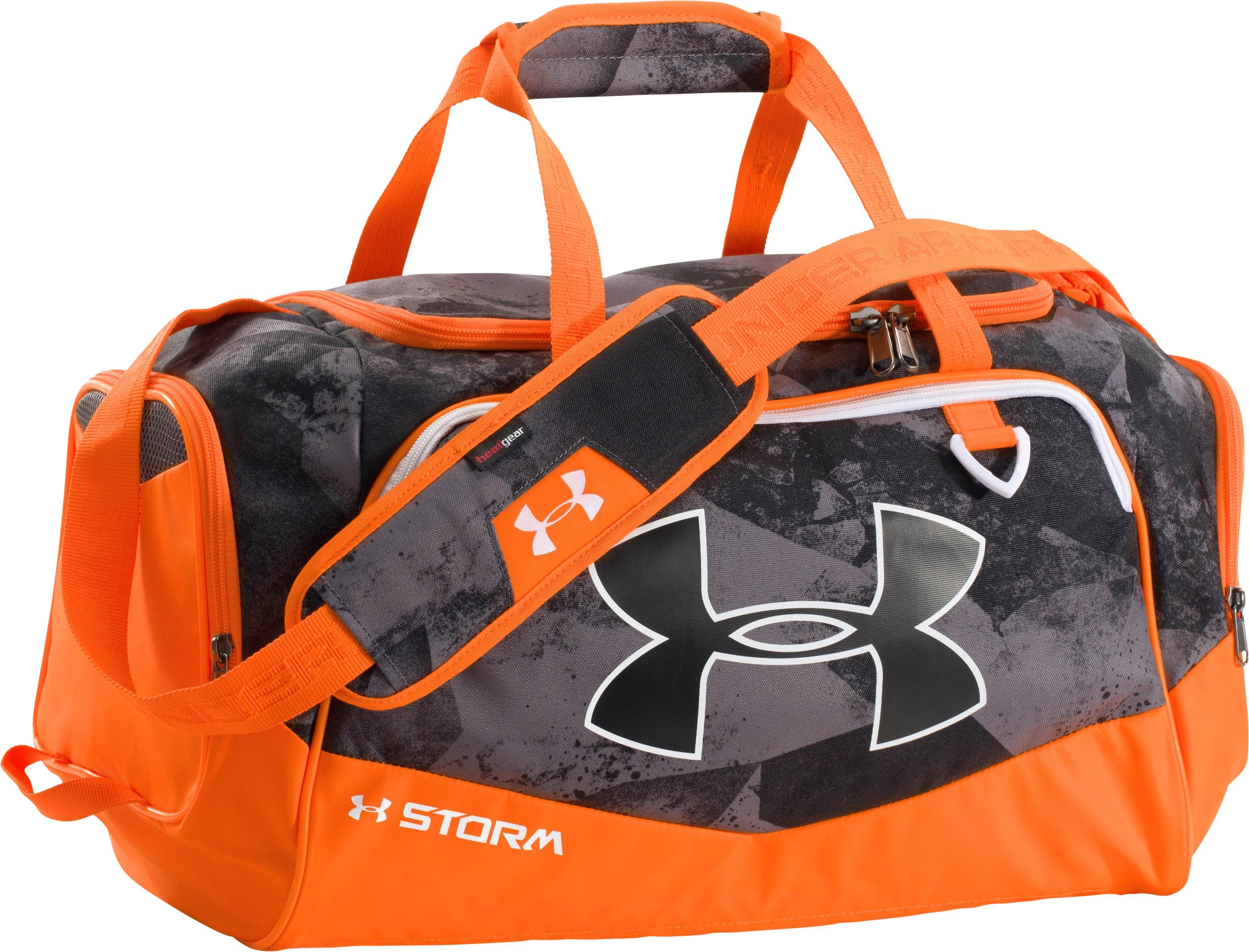 UA Undeniable Storm SM Duffle, Graphite, zoomed image