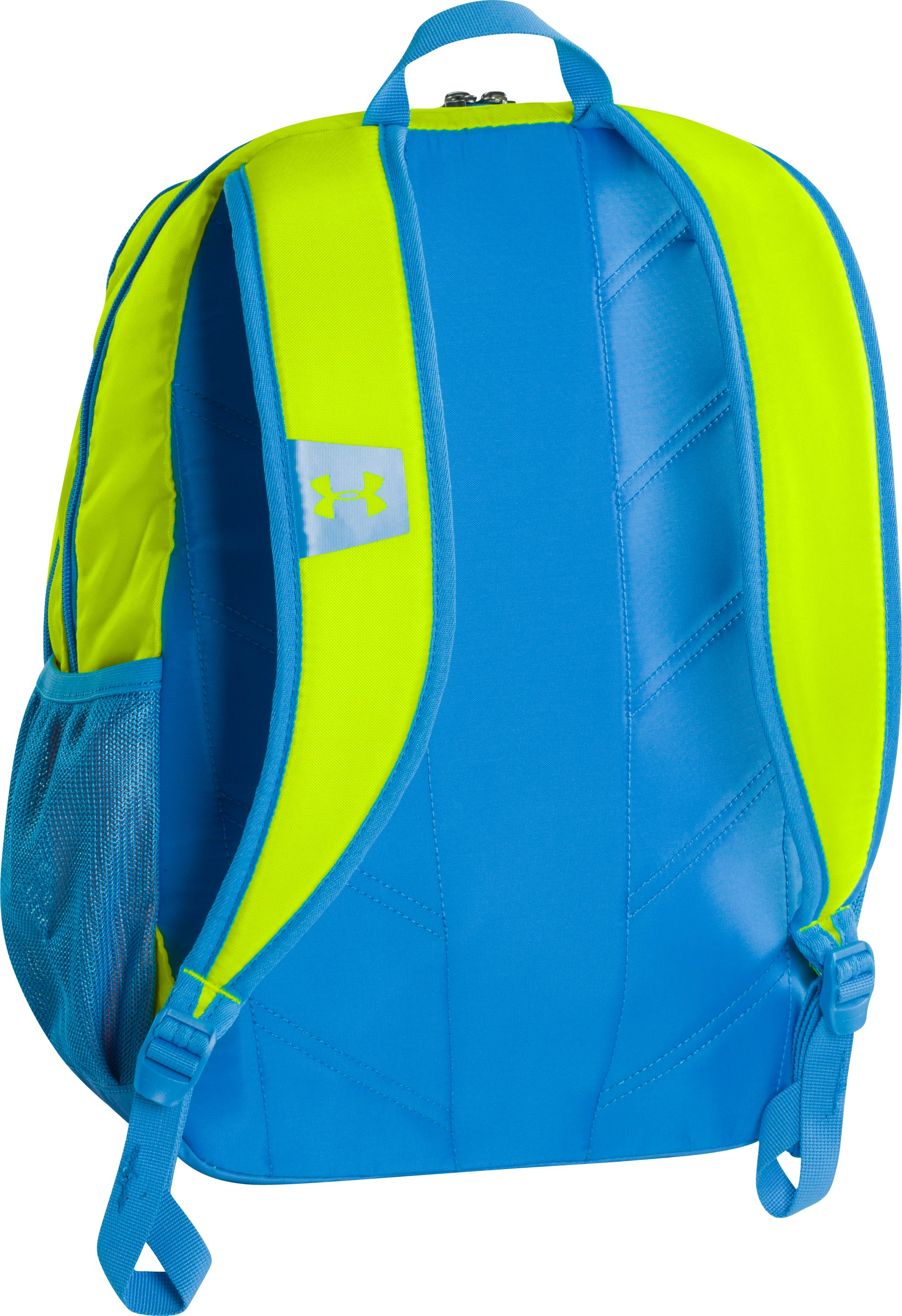 Boys' UA Storm Hall Of Fame Backpack, High-Vis Yellow,