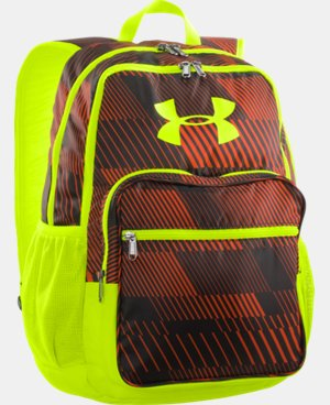 Best Seller Boys' UA Storm Hall Of Fame Backpack LIMITED TIME: FREE U.S. SHIPPING 1 Color $44.99