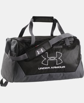 UA Storm Hustle-r Small Duffle  1 Color $29.99
