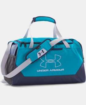 UA Storm Hustle-r Small Duffle LIMITED TIME: FREE U.S. SHIPPING  $29.99