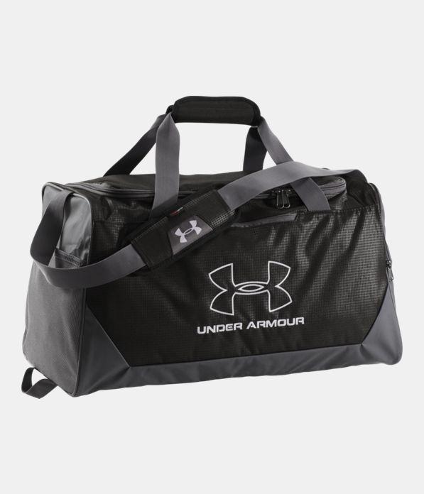 f5040fbe87 UA Hustle-R Storm Medium Duffle. Bag