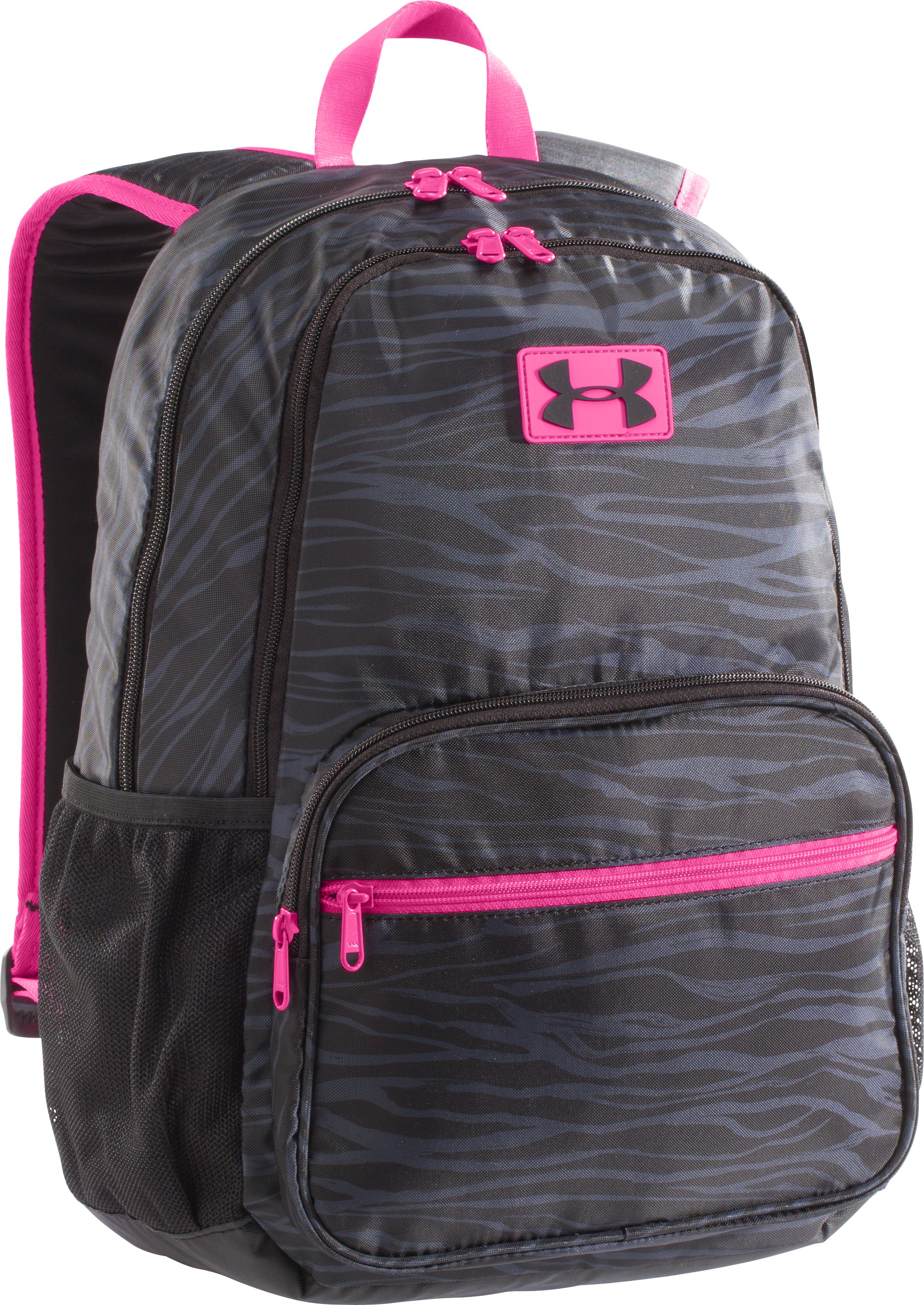 Girls' UA Great Escape Backpack, Black