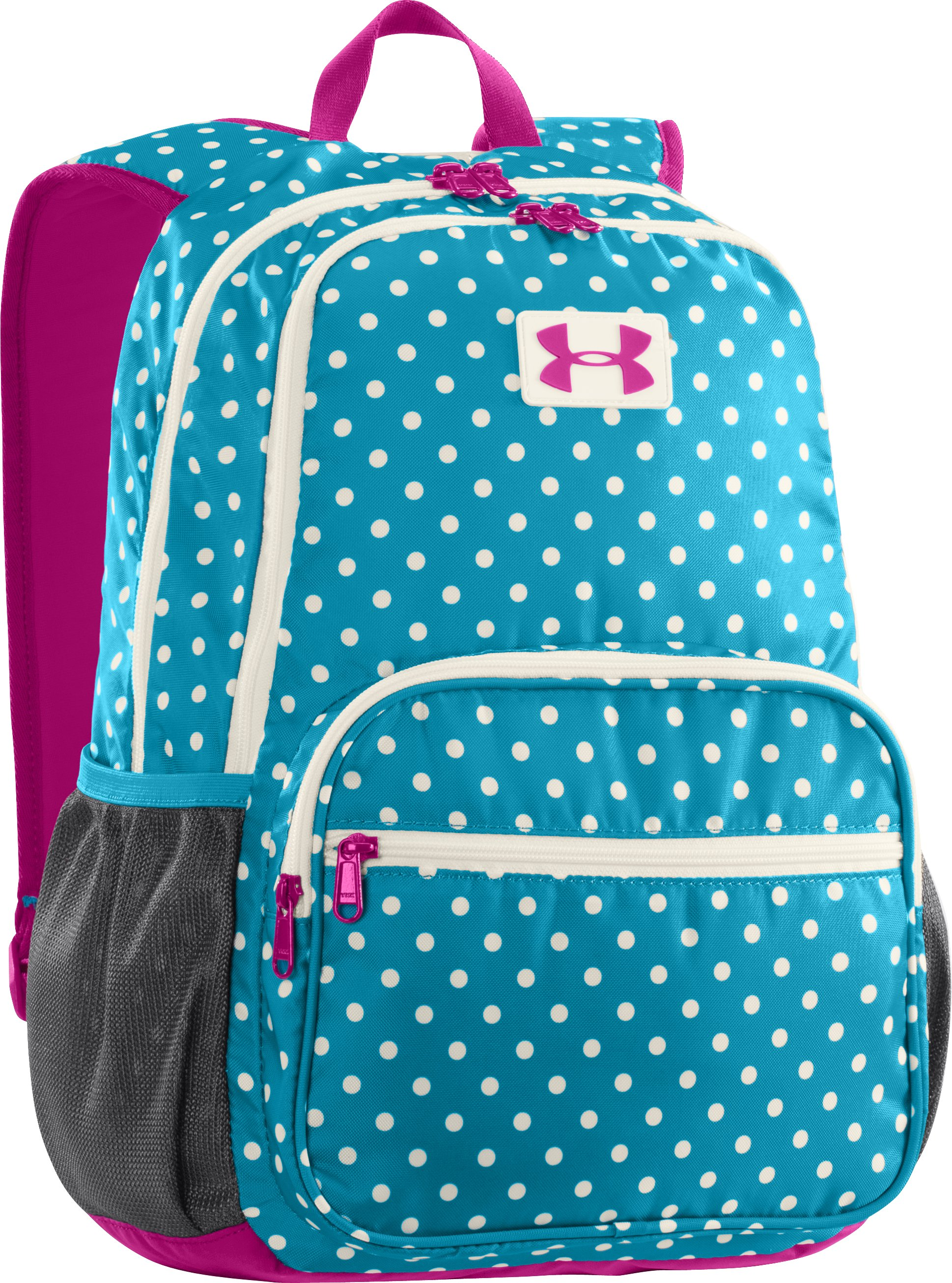 Girls' UA Great Escape Backpack, TEAL ICE