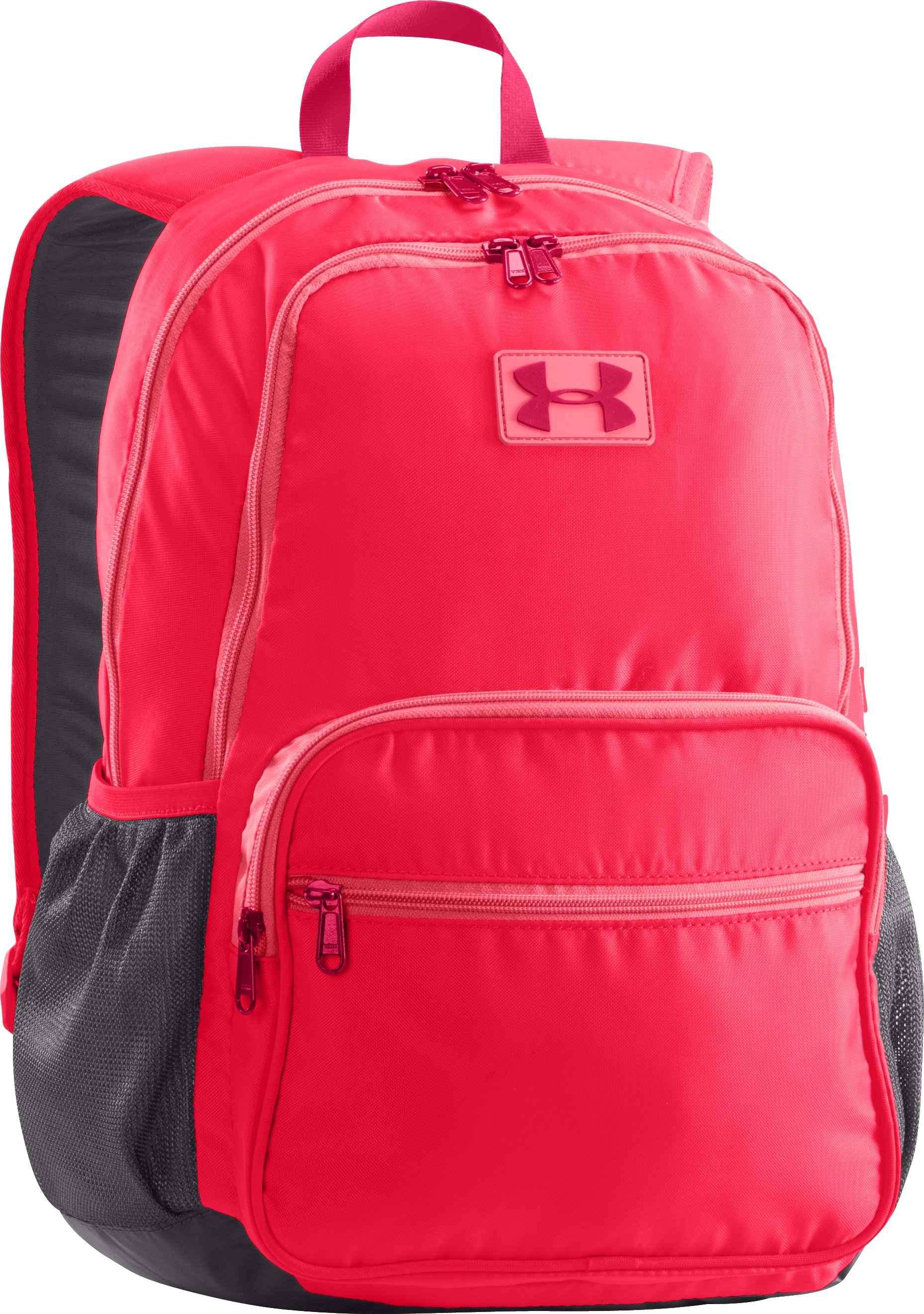 Girls' UA Great Escape Backpack, Neo Pulse, zoomed image