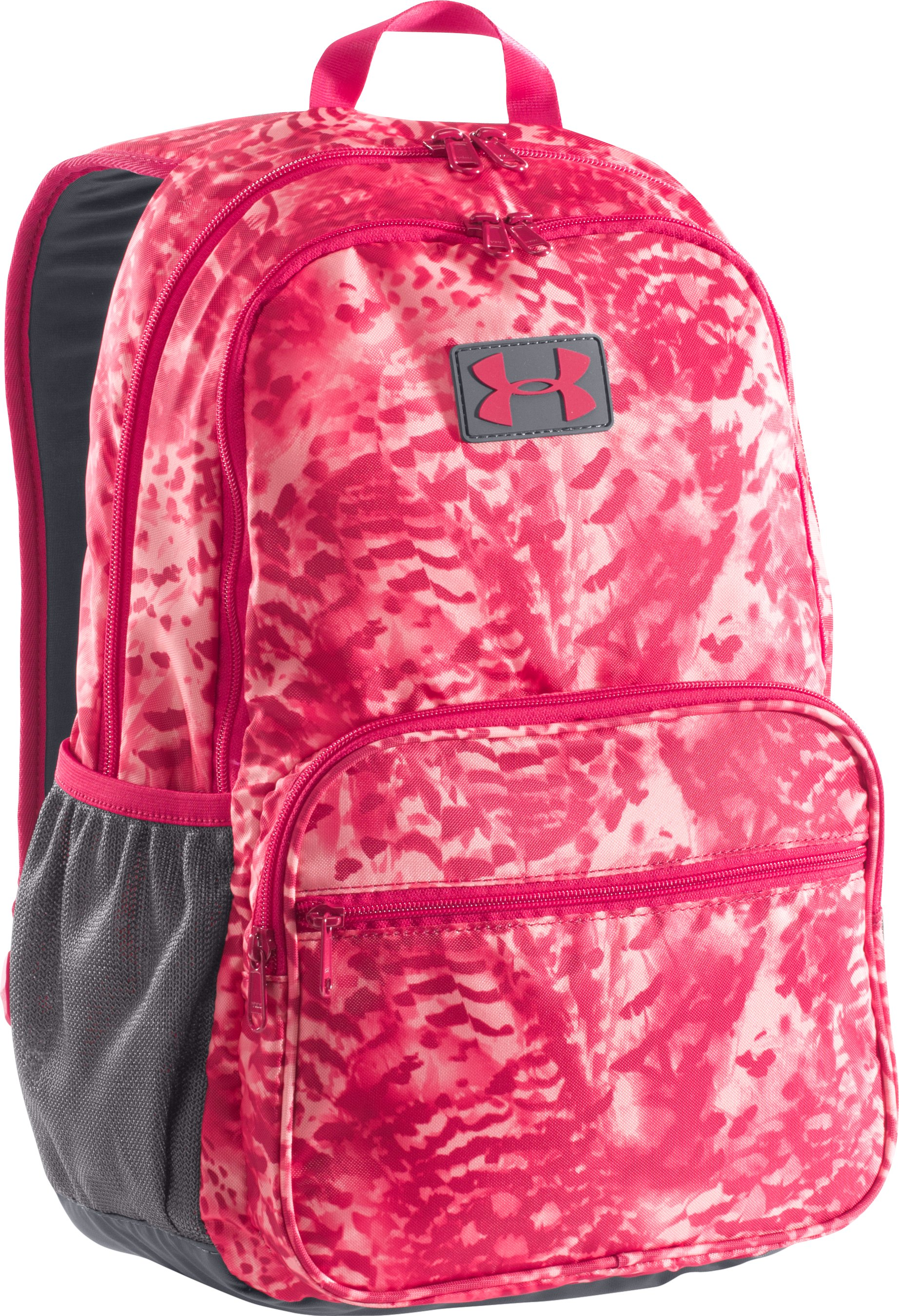 Girls' UA Great Escape Backpack, Neo Pulse