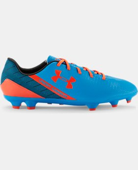 Men's UA SF Flash FG Soccer Cleats LIMITED TIME: FREE U.S. SHIPPING 1 Color $52.99