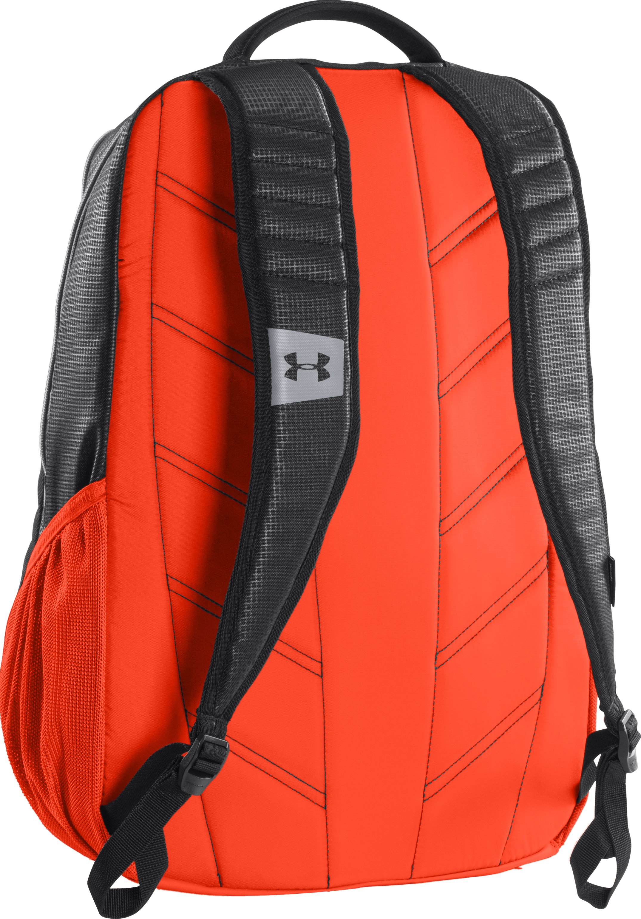 UA Storm Hustle Backpack, Black