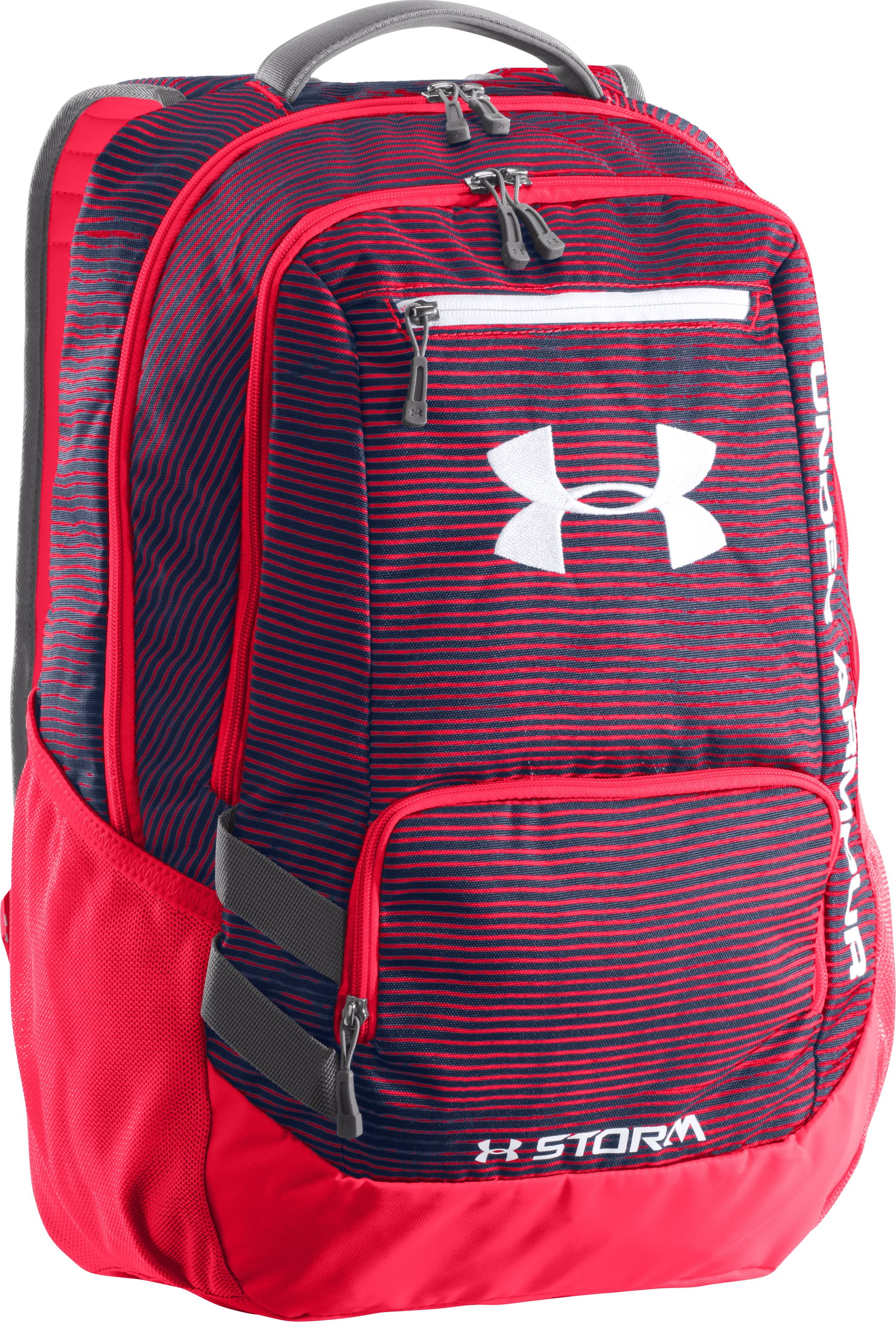 UA Storm Hustle Backpack, RUSSIAN NIGHTS,