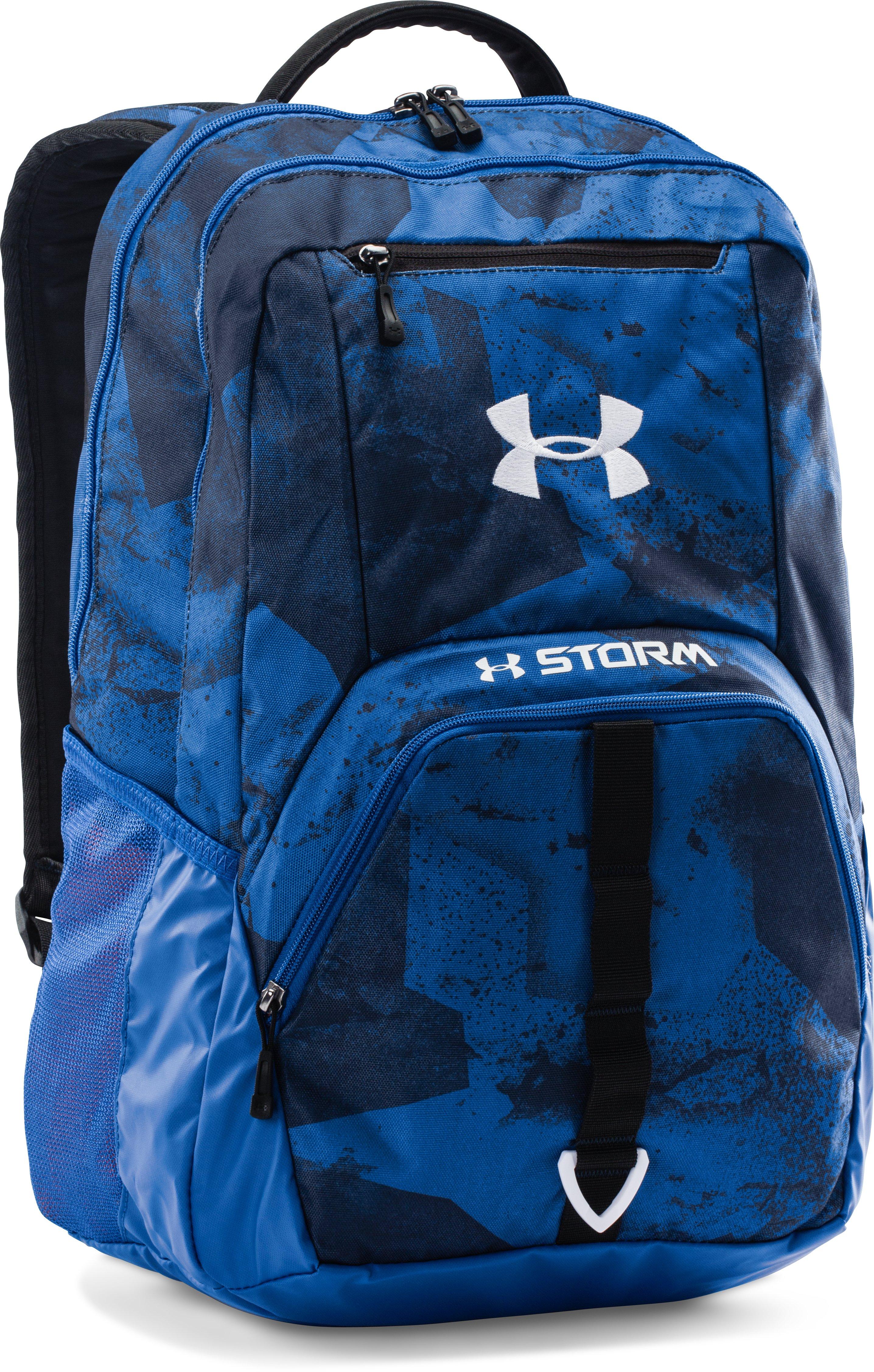 UA Camo Hustle Backpack | Under Armour FI