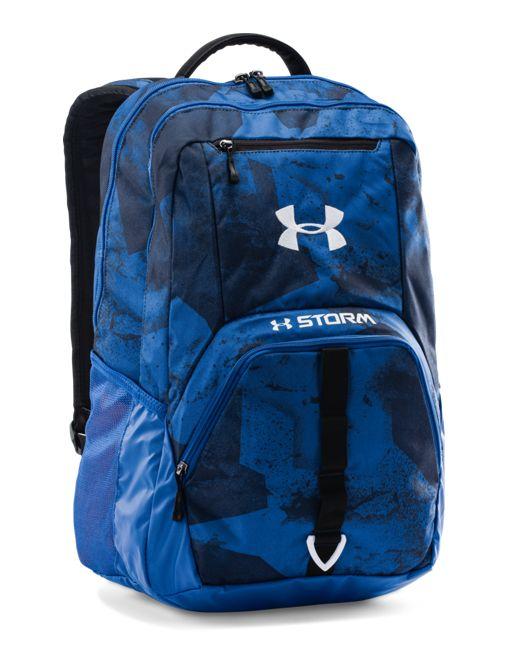 ee8b678af2 UA Camo Hustle Backpack
