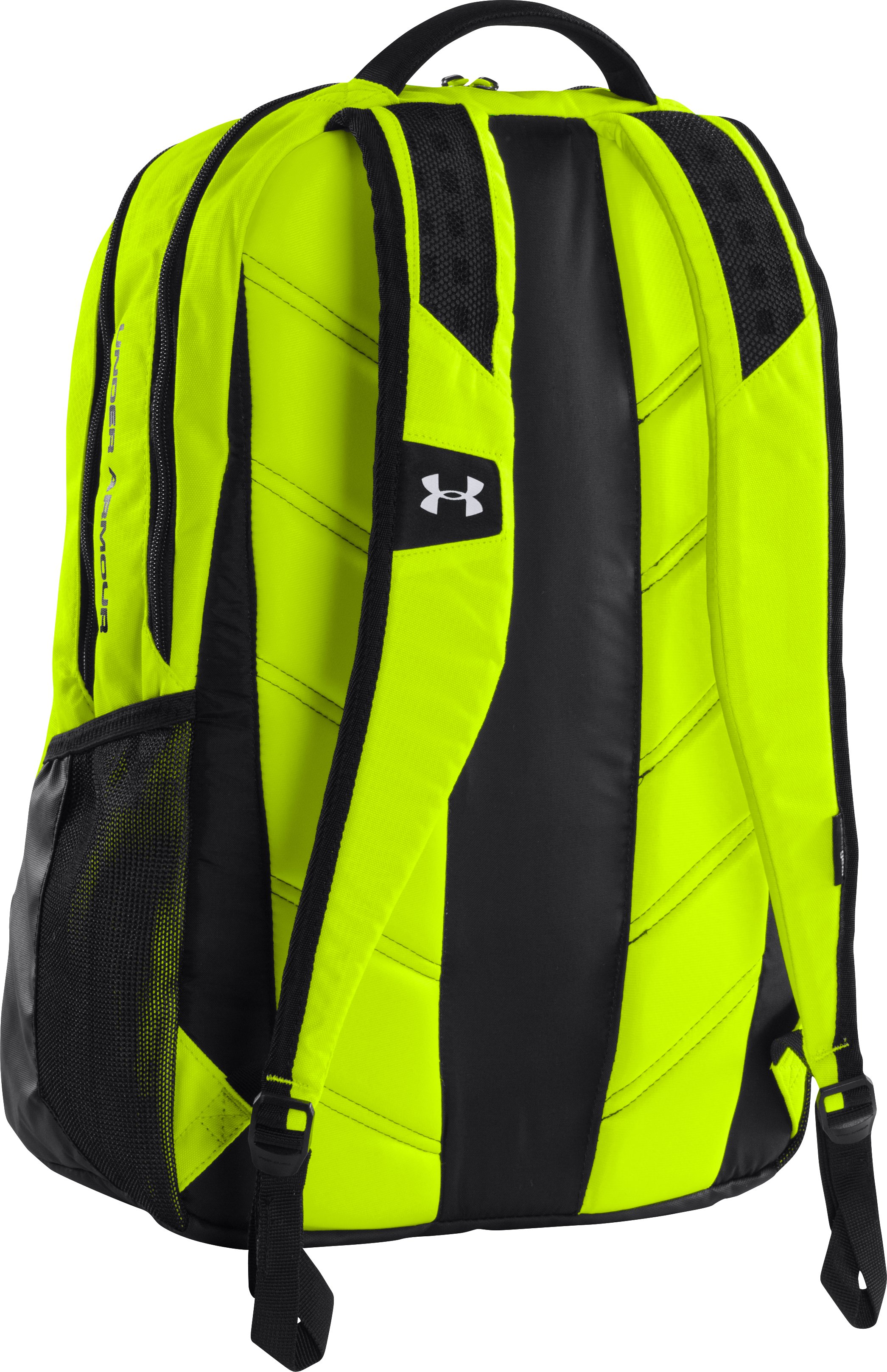 UA Storm Exeter Backpack, High-Vis Yellow