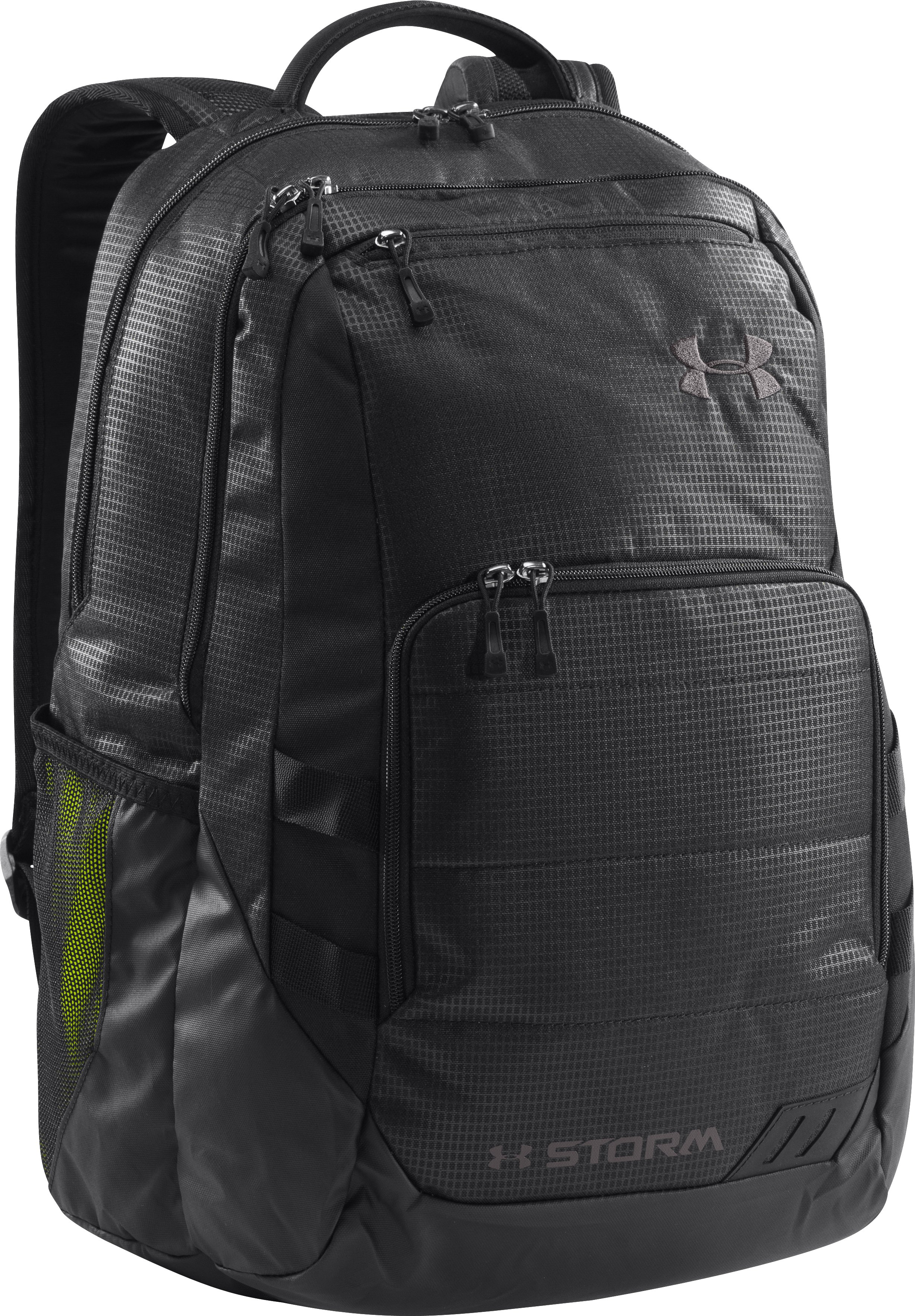 UA Storm Camden Backpack, Black
