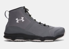 Under Armour Mens SpeedFit Hike Hiking Boots (Graphite)