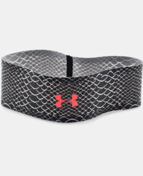 Women's UA Bonded Headband  2 Colors $13.99