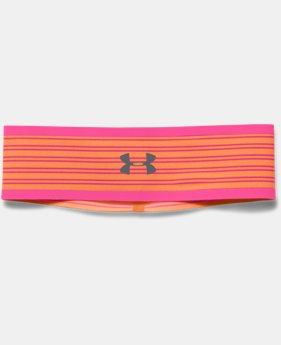 Women's UA Bonded Headband  1 Color $8.99