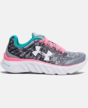 Girls' Pre-School UA Spine™ Clutch GR Running Shoe