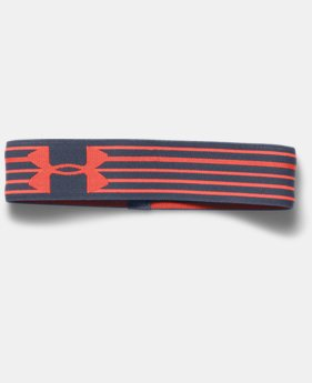 Girls' UA HeatGear® Armour Headband LIMITED TIME: FREE U.S. SHIPPING 1 Color $8.99