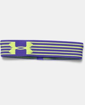 Girls' UA HeatGear® Armour Headband   $7.99 to $8.99