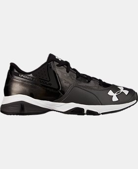 Men's UA Ignite Baseball Trainers  1 Color $39.74