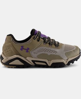 Women's UA Glenrock Low Hiking Boots