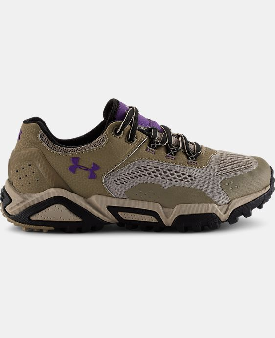 Women's UA Glenrock Low Hiking Boots  1 Color $82.99