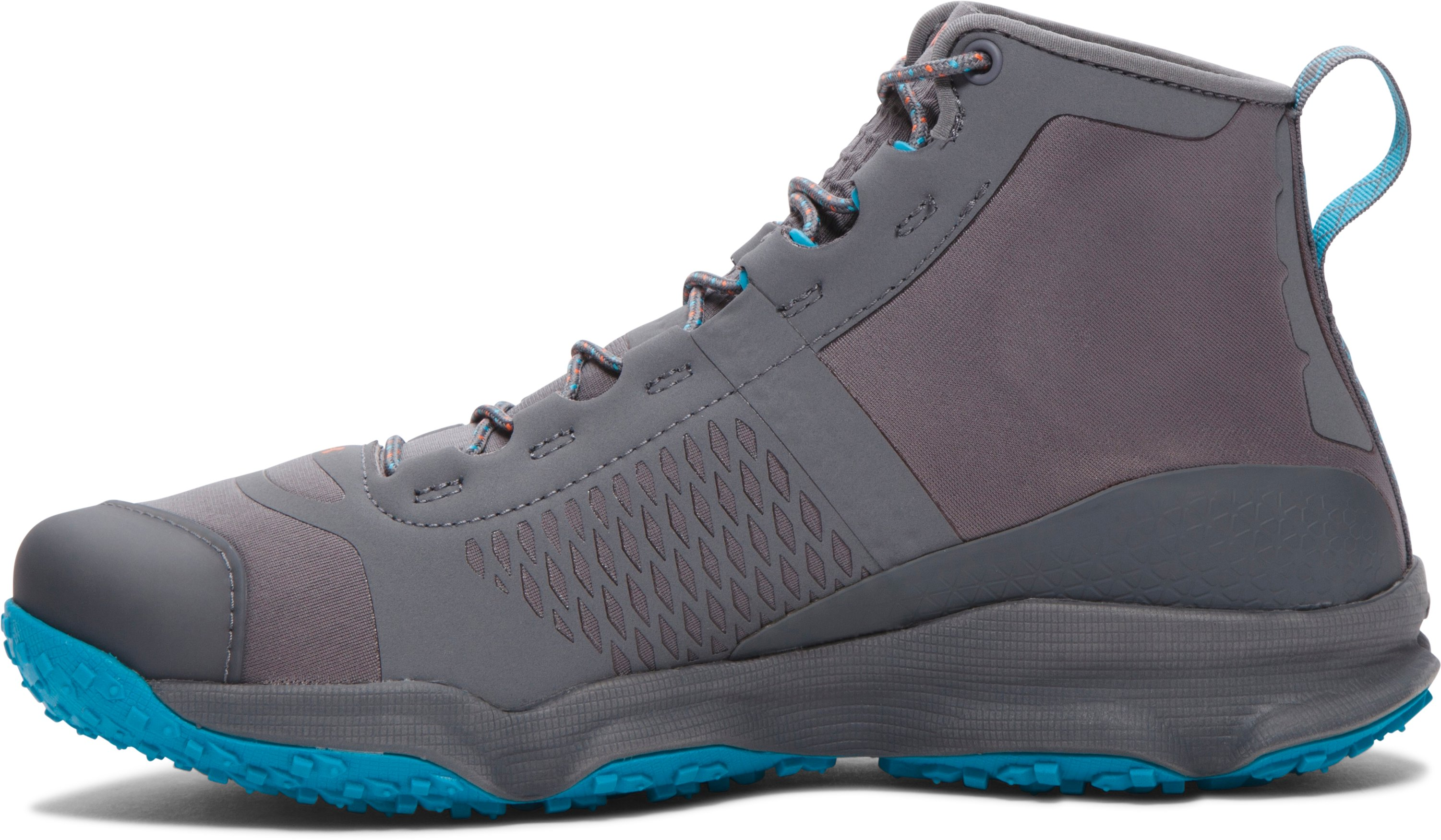 Women's UA Speedfit Hike Boots, Graphite,
