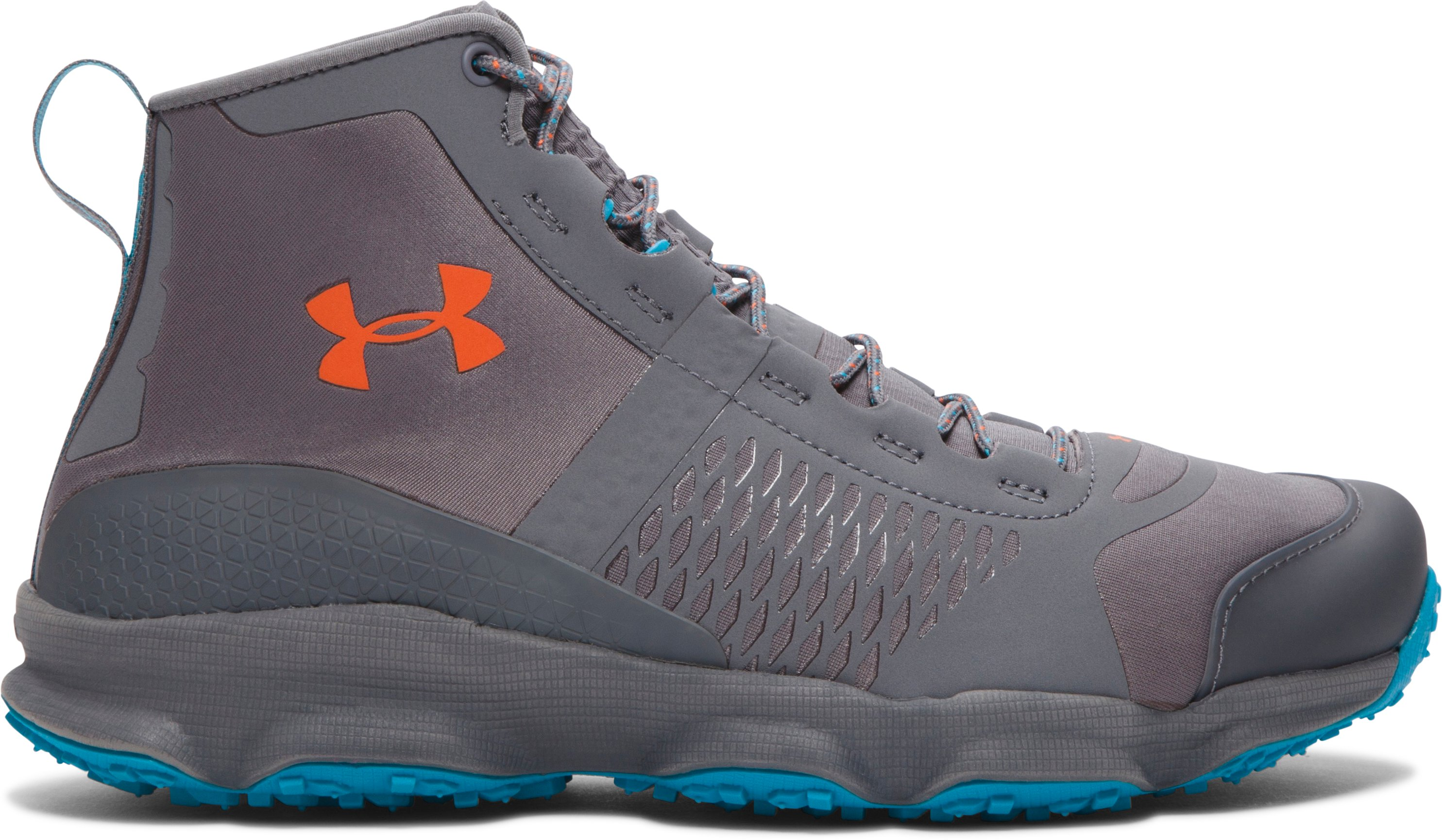 Women's UA Speedfit Hike Boots, Graphite