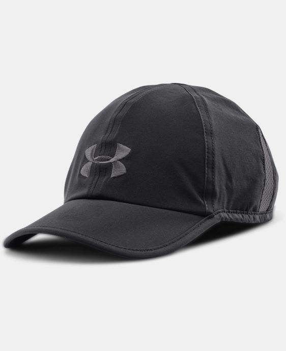 Men's UA Shadow Run Cap  1 Color $25.99