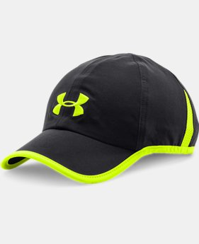 Men's UA Shadow Run Cap  3 Colors $19.99