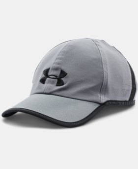 Men's UA Shadow Run Cap  1 Color $16.99