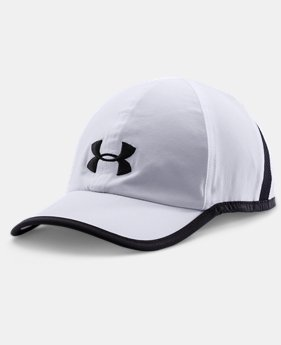 New Arrival Men's UA Shadow Run Cap  2 Colors $21.99