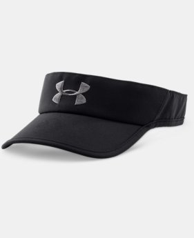 Men's UA Shadow Run Visor