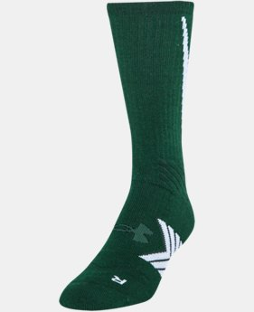 Men's UA Undeniable Crew Socks LIMITED TIME: FREE SHIPPING 1 Color $19.99