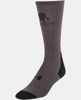 Men's UA Freedom Crew Socks 2-Pack LIMITED TIME: FREE U.S. SHIPPING 1 Color $16.99