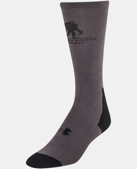 Men's UA Freedom Crew Socks 2-Pack  1 Color $16.99