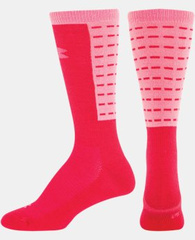 Women's UA Dash Crew Socks