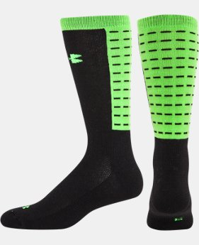 Men's UA Dash Crew Socks LIMITED TIME: FREE U.S. SHIPPING 1 Color $11.99