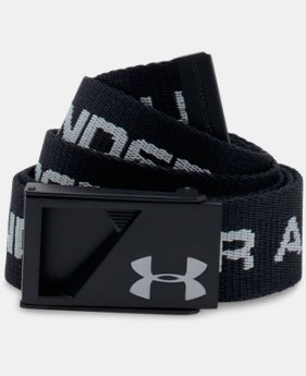 UA Range Webbed Belt LIMITED TIME: FREE SHIPPING  $29.99