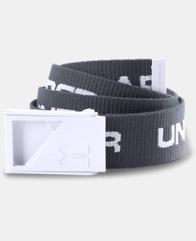 UA Range Webbed Belt  1 Color $14.24