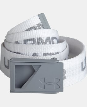 UA Range Webbed Belt LIMITED TIME: FREE U.S. SHIPPING 1 Color $24.99