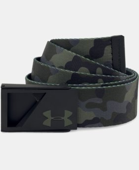 UA Range Webbed Belt  1 Color $24.99