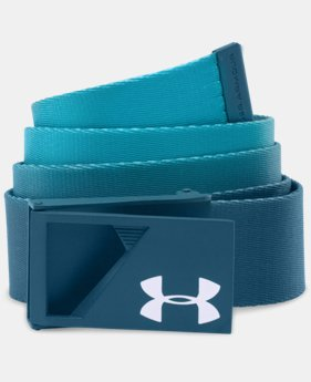 UA Range Webbed Belt