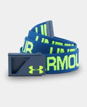 UA Range Webbed Belt LIMITED TIME: FREE SHIPPING 1 Color $22.99