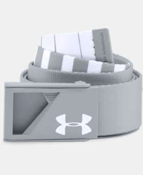 UA Range Webbed Belt  4 Colors $29.99