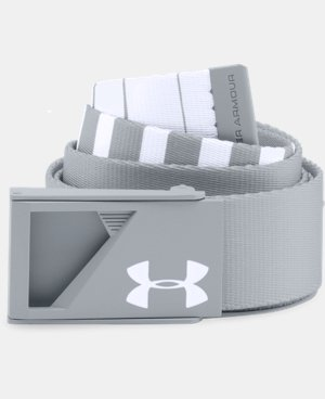 UA Range Webbed Belt  3 Colors $29.99