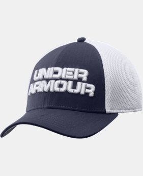 Men's UA Training Mesh Stretch Fit Cap